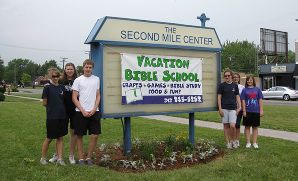 Mission Trip – 2nd Mile Center